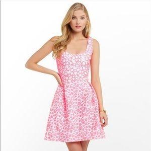 Lilly Pulitzer Joslin Dress - Fiesta Pink